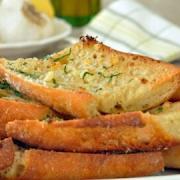 Full Garlic Bread