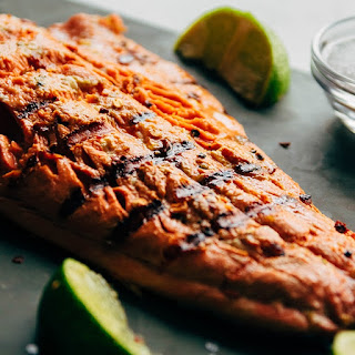 Spicy Grilled Salmon Recipes.