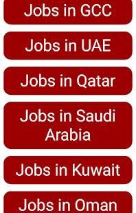 GCC Jobs - náhled
