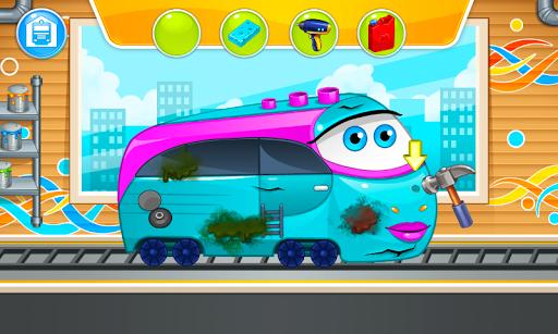 Mechanic : repair of trains.  screenshots 20