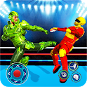 Ultimate Robot Punch Wrestling 2019 icon