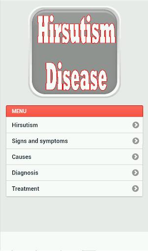 Hirsutism Disease