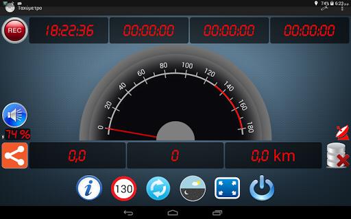 Speedometer + screenshot 1
