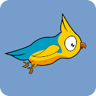 Flying Chick- Flying Bird Game icon