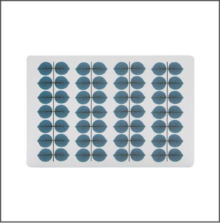 Skärbräda Berså blå