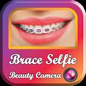 Braces Selfie Beauty Camera icon