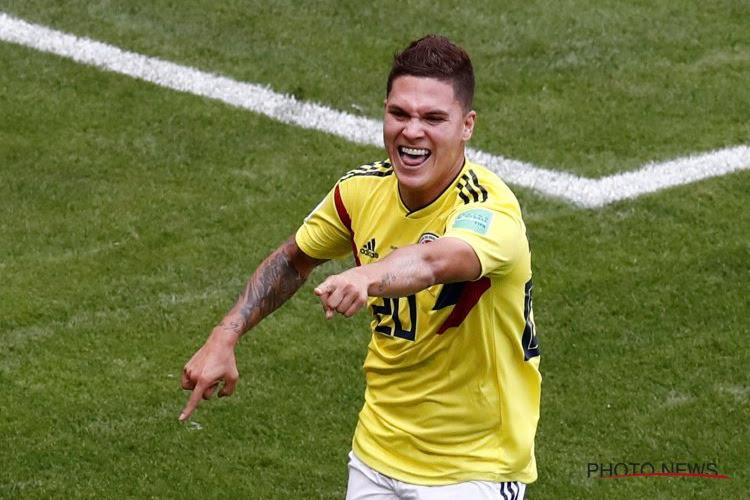 Un international colombien rejoint la Chine