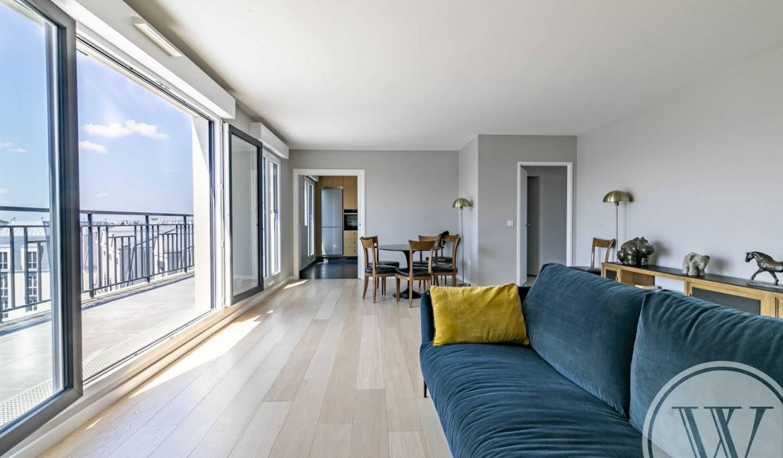 Appartement avec terrasse Clamart