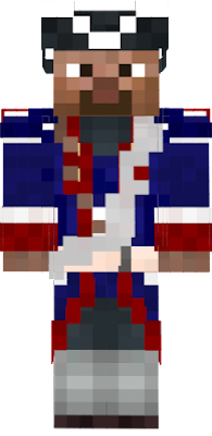 a US style of the redcoat counterpart