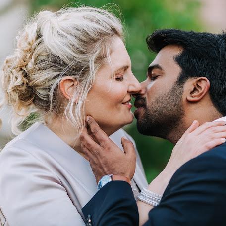Fotógrafo de bodas Elena Belevantseva (Femida1985). Foto del 21.01.2018