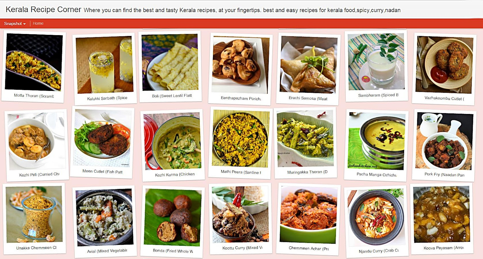 Kerala recipe corner android apps on google play kerala recipe corner screenshot forumfinder Gallery