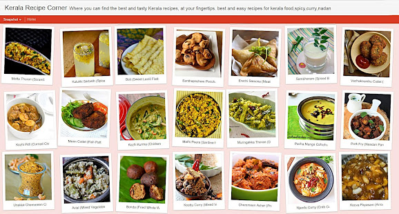 Kerala recipe corner apps on google play screenshot image forumfinder Choice Image