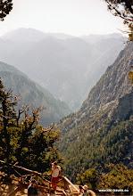 Photo: 1995-07-07. Samariakloof | Samaria Gorge.  www.loki-travels.eu