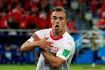 Shaqiri breekt record met twee doelpunten tegen Turkije