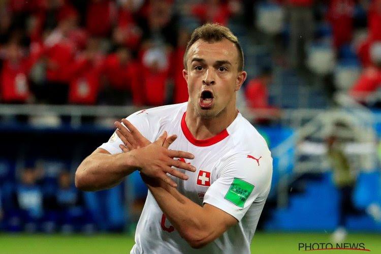 Les buts suisses contre la Serbie suscitent la polémique