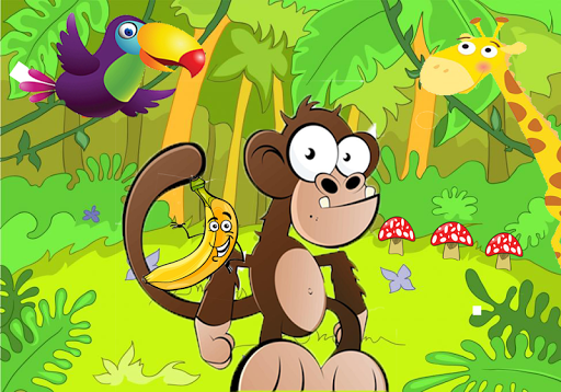 Monkey Forest Adventure
