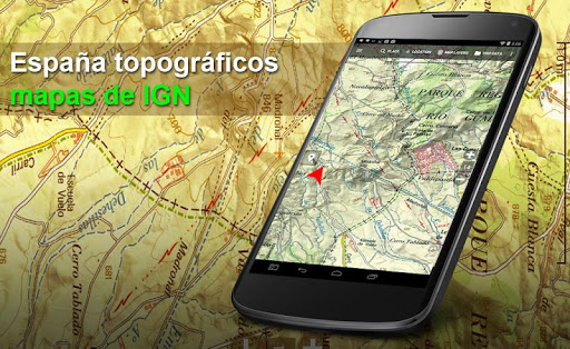 BackCountry Navigator TOPO GPS para Android