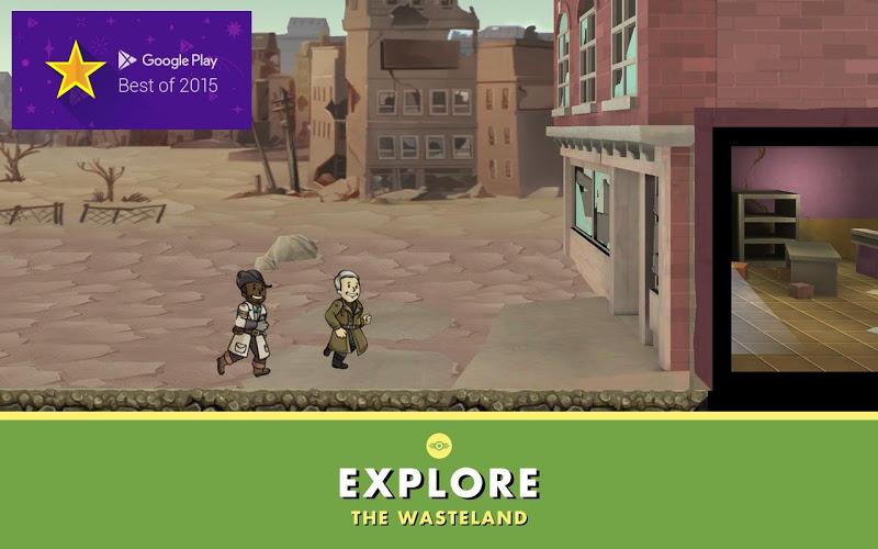 Fallout Shelter Screenshot 16