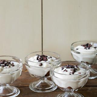 Sugar-free White Chocolate Pudding