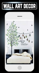 Wall Art Decor Shelfs Storage Furnitures Ideas DIY - náhled
