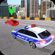 عالية السرعة سيارة الشرطة مطاردة: متسابق الجريمة