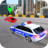High Speed Police Car Chase: Crime Racer