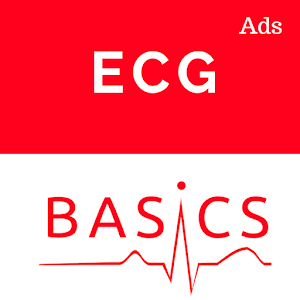 ECG Basics - Free - ECG reference heart cardiogram Android Medical