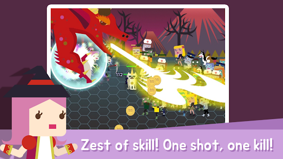 Infinity Dungeon 2 VIP - Summon girl and Zombie Screenshot