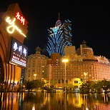 Wynn Casino Macau in Macau, , Macau SAR