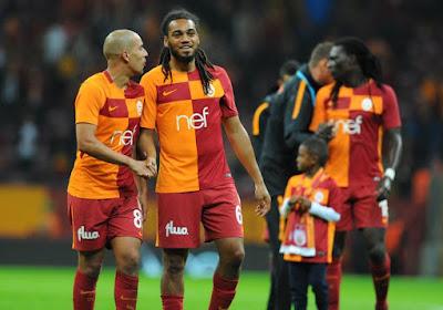 Jason Denayer n'a pas pu disputer le quart de finale de la Coupe de Turquie