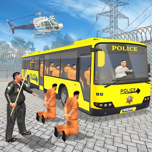 Prisoners Bus Simulator: Bus Driving Games