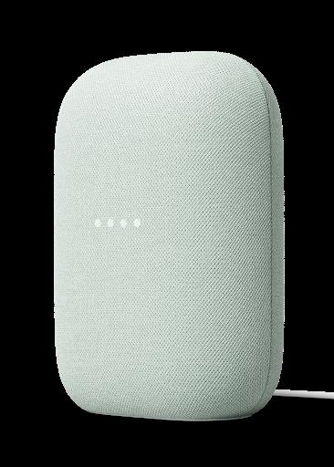 Nest Audio wurde im Oktober2020 auf den Markt gebracht. Einige Schlüsselfunktionen dieses Lautsprechers tragen zu einer besseren Umweltverträglichkeit bei.