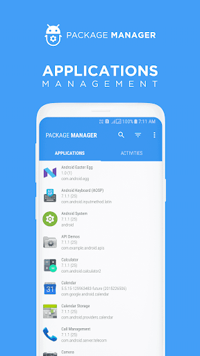 Package Manager: App Details, Analyze & Backup 1.0.4.0 androidtablet.us 1