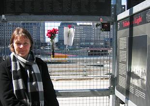 Photo: Pirkko Ground Zerolla keväällä 2004