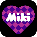 Miki: online video chat icon