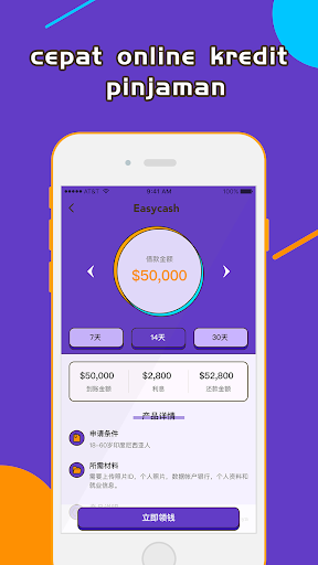 Kredit multiguna screenshot 3