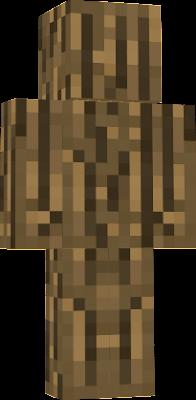 log skin troll