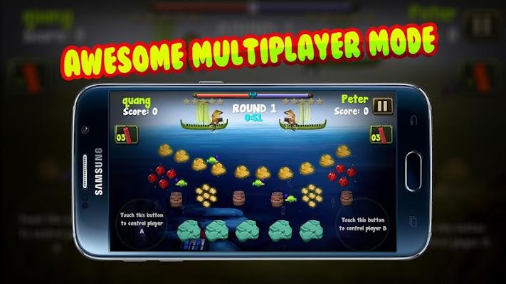 Gold Miner 3: Undersea - screenshot