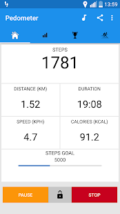 Pedometer Step Counter - náhled