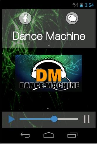 Rádio Dance Machine