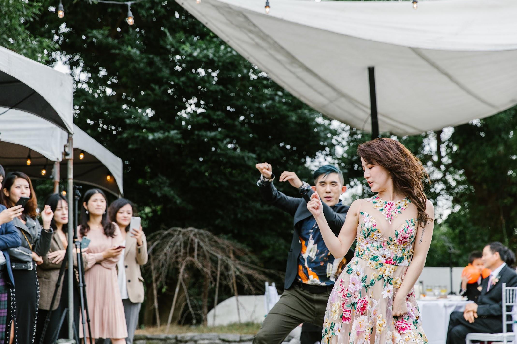 在陽明山的天使分享咖啡屋舉行陽光正好的美式婚禮 , 是每位新娘夢寐以求的西式婚禮樣式!