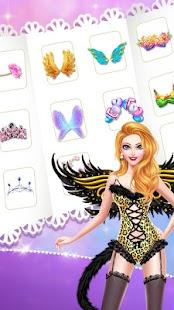 Kız Moda Defilesi Ekran Görüntüsü