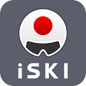 iSKI Japan -  Ski, Snow, Resort Info, GPS Tracker