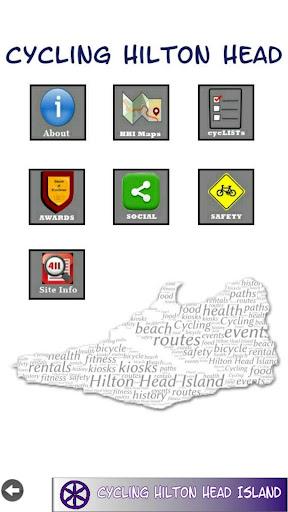 Cycling Hilton Head Island