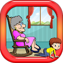 Escape Games : Boring Granny icon