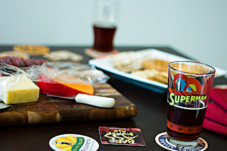 Photo: Super Beer | The Superman beer was especially good. © 2011 Ryan Lynham