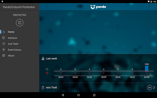 Endpoint Protection - Panda 3.2.5 screenshots 17