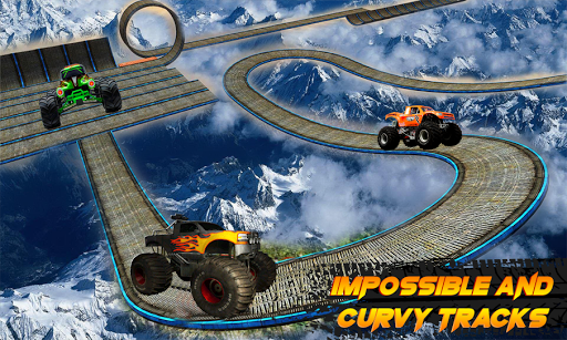 Drive Ahead u2013 4x4 off road monster truck games mtd 2.1 Mod screenshots 3