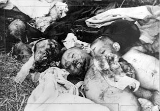 Photo: BÊN THẮNG CUỘC - HUY ĐỨC                               Viet Cong mines kill 54, including fourchildren; Saigon, Feb. 14, 1966 http://www.vietnam.ttu.edu/virtualarchive/items.php?item=VA004348 54 thường dân chết vì mìn Việt cộng, trong đó có bốn trẻ em. Sài Gòn, ngày 14 tháng 2, 1966