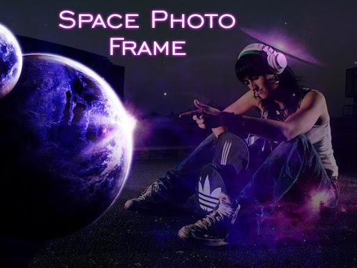 Space Photo Frames 1.0 screenshots 2
